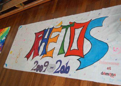 FRESQUES 2010